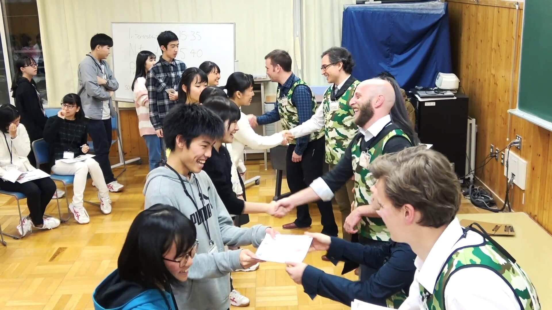 学生支援活動「高校生向け英語ブートキャンプ」スタート