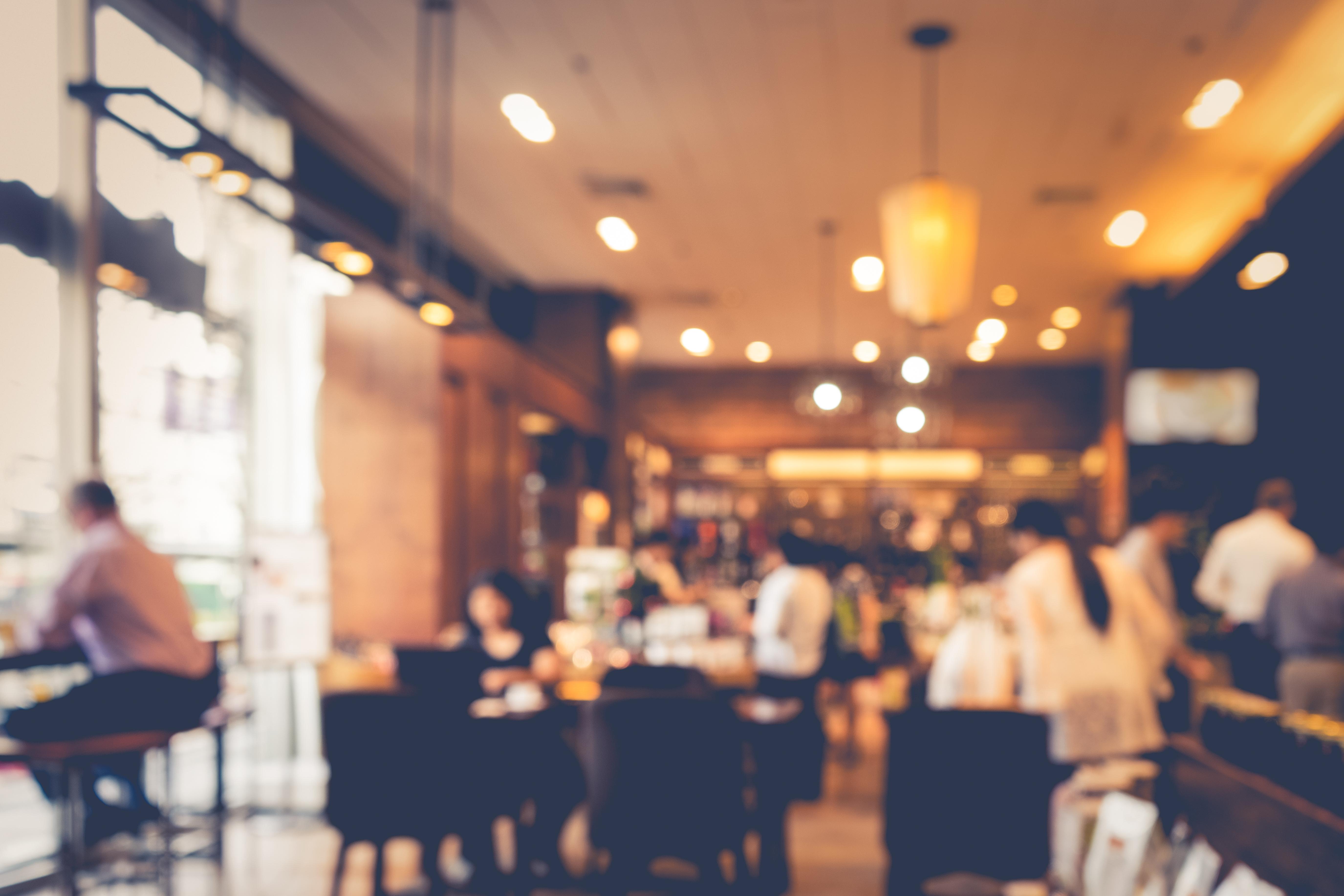 レストラン接客英語 16選
