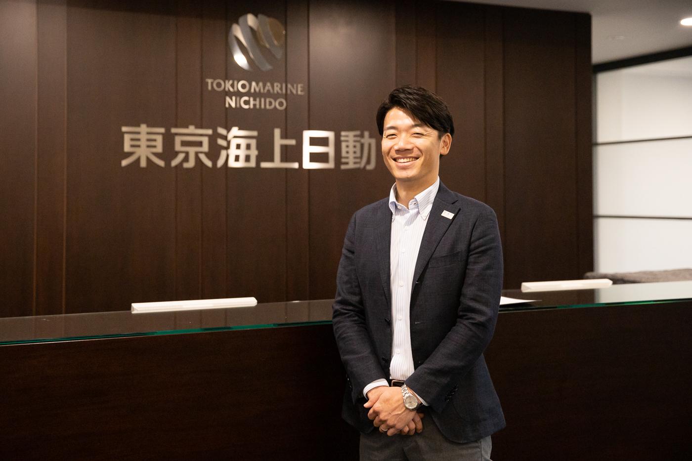 東京海上株式会社二宮様のインタビュー記事が公開されました!